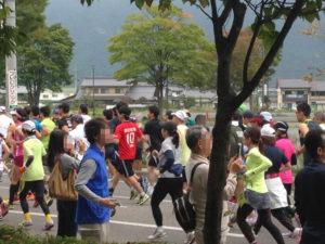 ハーフ マラソン 古戦場 上田